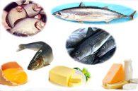 Встречаемость витамина Д в продуктах