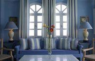 Цветовое решение помещения: холодные и нейтральные цвета